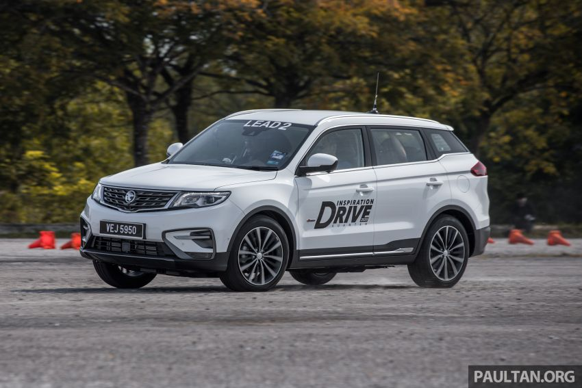 DRIVEN: 2020 Proton X70 CKD with 7DCT full review Image #1079696