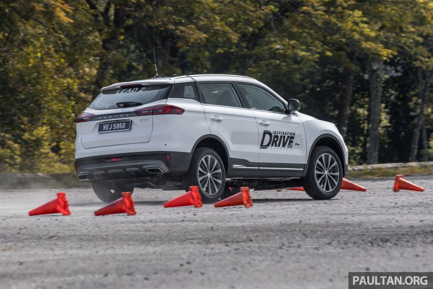 DRIVEN: 2020 Proton X70 CKD with 7DCT full review Image #1079697