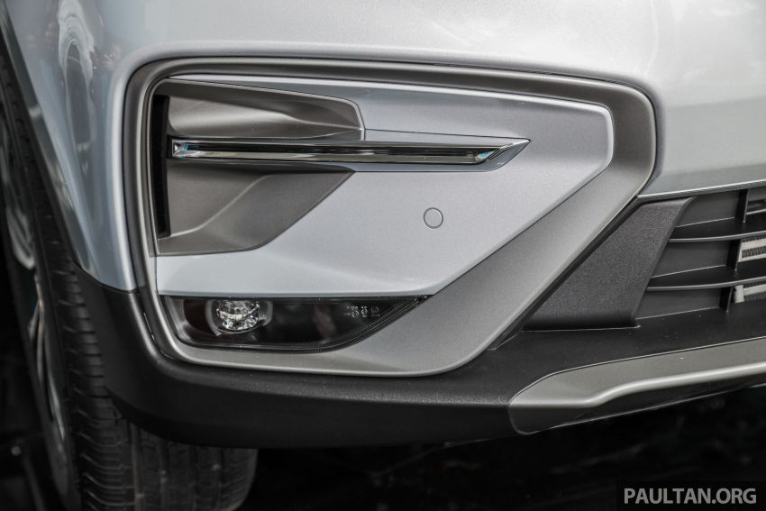 2020 Proton X70 CKD launched: Volvo 7DCT, +15 Nm, 13% better economy, more features, RM95k to RM123k Image #1081154