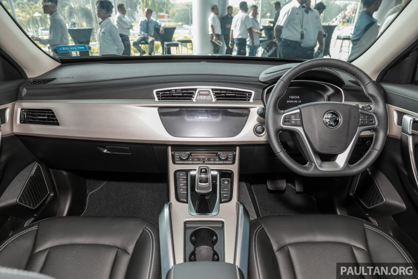 2020 Proton X70 CKD launched: Volvo 7DCT, +15 Nm, 13% better economy, more features, RM95k to RM123k Image #1081164