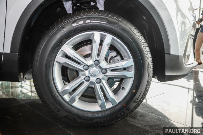 2020 Proton X70 CKD launched: Volvo 7DCT, +15 Nm, 13% better economy, more features, RM95k to RM123k Image #1081188