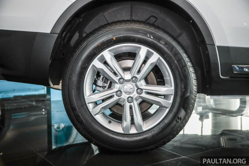 2020 Proton X70 CKD launched: Volvo 7DCT, +15 Nm, 13% better economy, more features, RM95k to RM123k Image #1081192