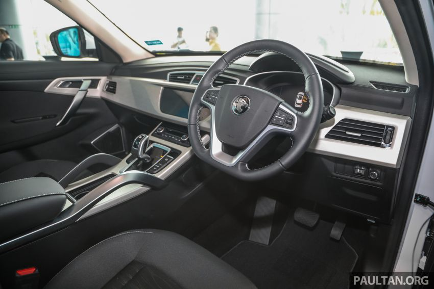 2020 Proton X70 CKD launched: Volvo 7DCT, +15 Nm, 13% better economy, more features, RM95k to RM123k Image #1081202