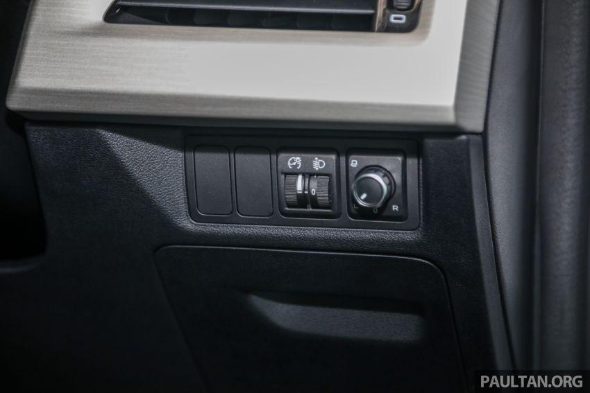 Proton X70 CKD dilancarkan secara rasmi – harga bermula RM95k, kotak gear DCT 7-kelajuan, 4 varian Image #1081066