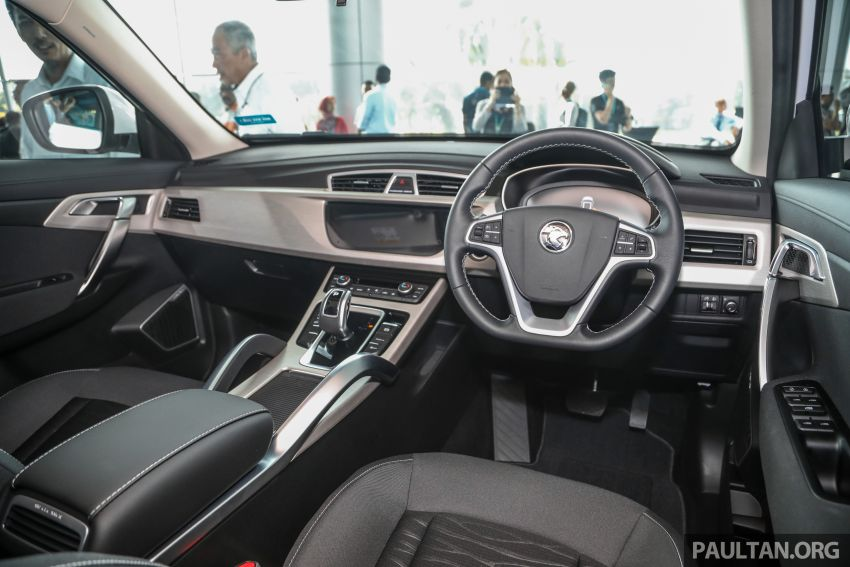 2020 Proton X70 CKD launched: Volvo 7DCT, +15 Nm, 13% better economy, more features, RM95k to RM123k Image #1081216