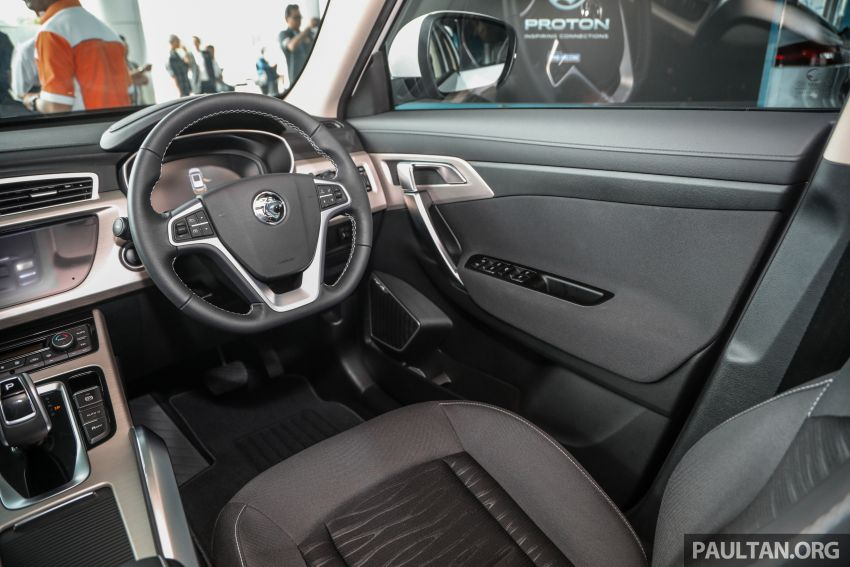 2020 Proton X70 CKD launched: Volvo 7DCT, +15 Nm, 13% better economy, more features, RM95k to RM123k Image #1081217