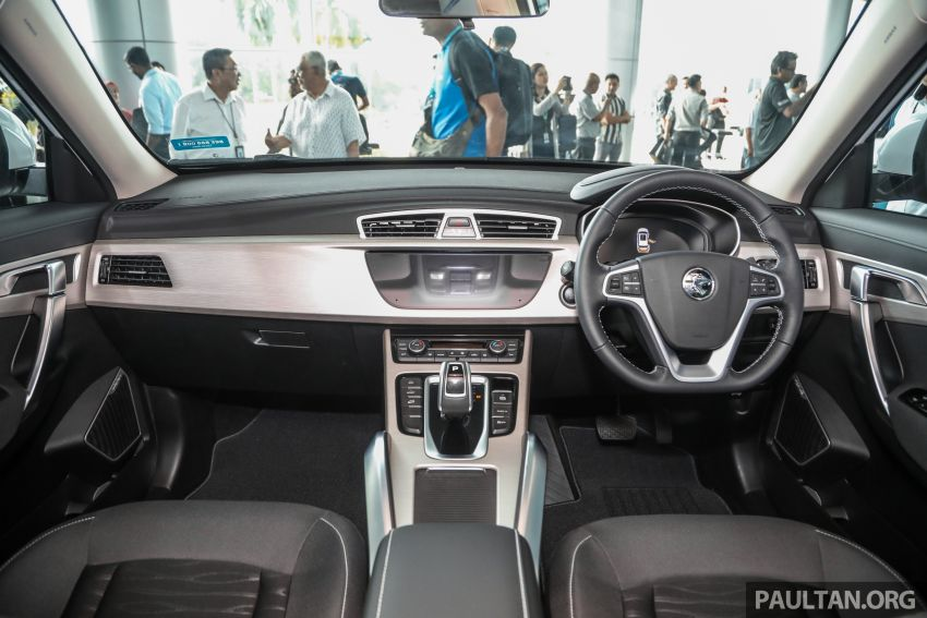 2020 Proton X70 CKD launched: Volvo 7DCT, +15 Nm, 13% better economy, more features, RM95k to RM123k Image #1081203
