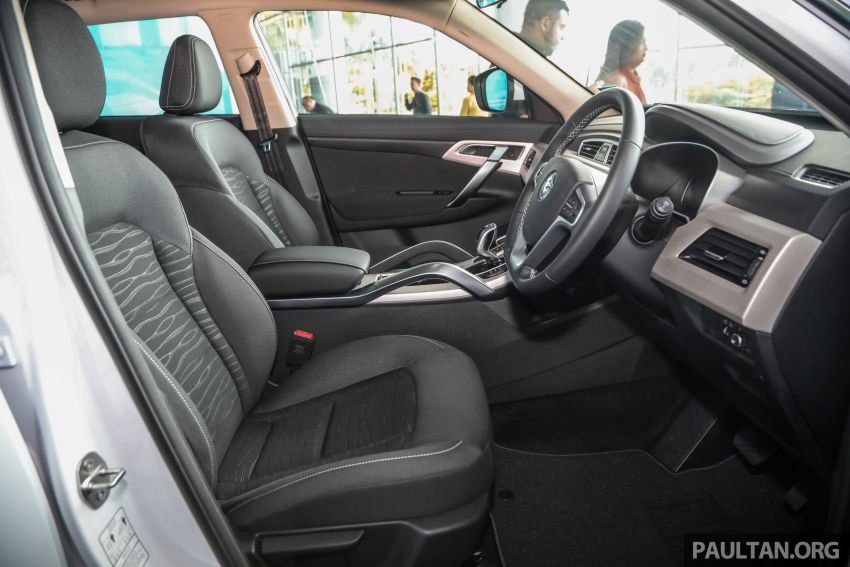 2020 Proton X70 CKD launched: Volvo 7DCT, +15 Nm, 13% better economy, more features, RM95k to RM123k Image #1081222