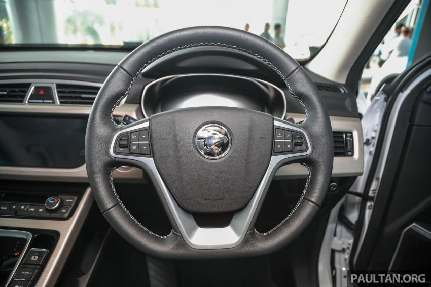 2020 Proton X70 CKD launched: Volvo 7DCT, +15 Nm, 13% better economy, more features, RM95k to RM123k Image #1081204