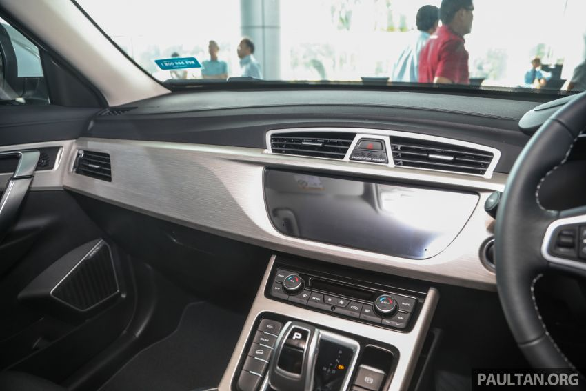 2020 Proton X70 CKD launched: Volvo 7DCT, +15 Nm, 13% better economy, more features, RM95k to RM123k Image #1081206