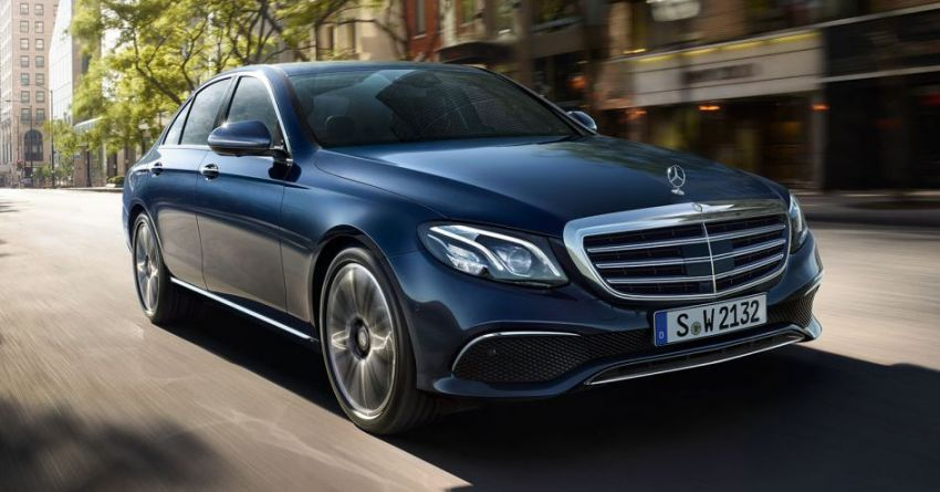 W213 Mercedes-Benz E180 Avantgarde launched in the Philippines – 1.6L turbo; 156 hp, 250 Nm; RM322,300 Image #1086204