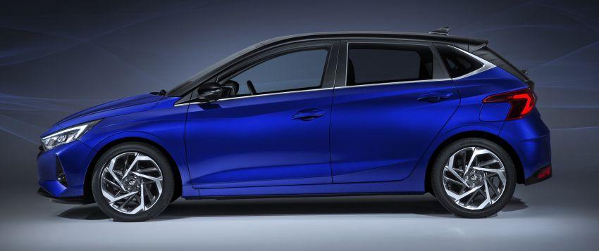 2021 Hyundai i20 officially revealed – 1.0T mild hybrid Image #1084049