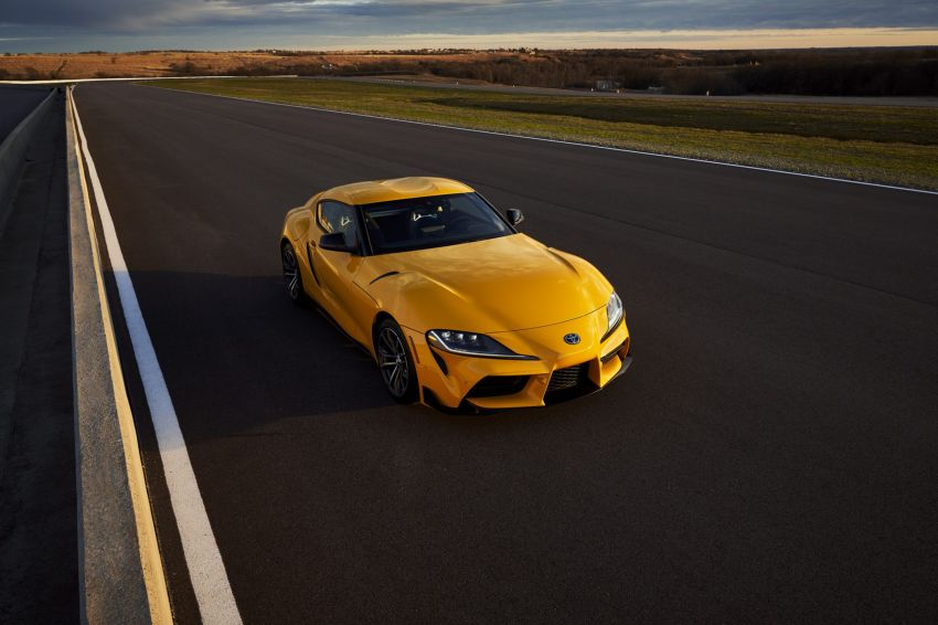 2021 Toyota GR Supra in US – 47 hp more, 2.0L option Image #1081891