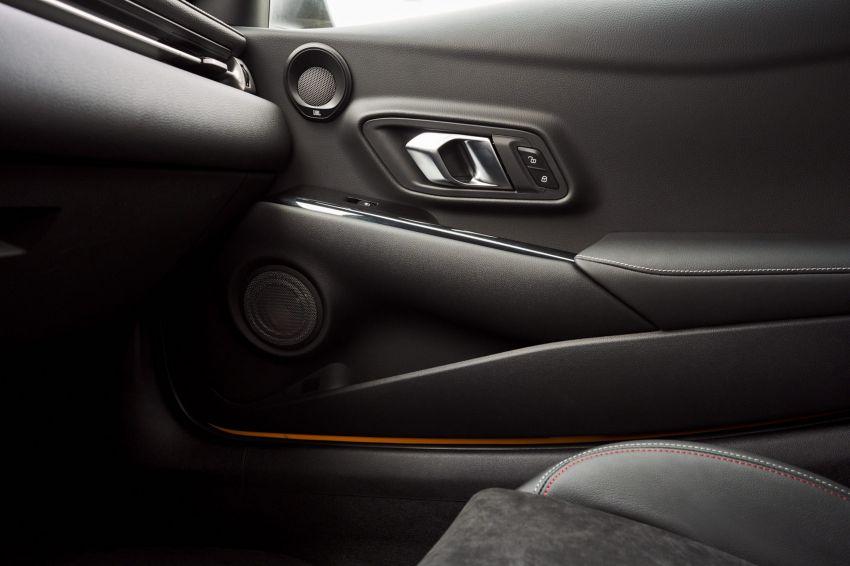 2021 Toyota GR Supra in US – 47 hp more, 2.0L option Image #1081886