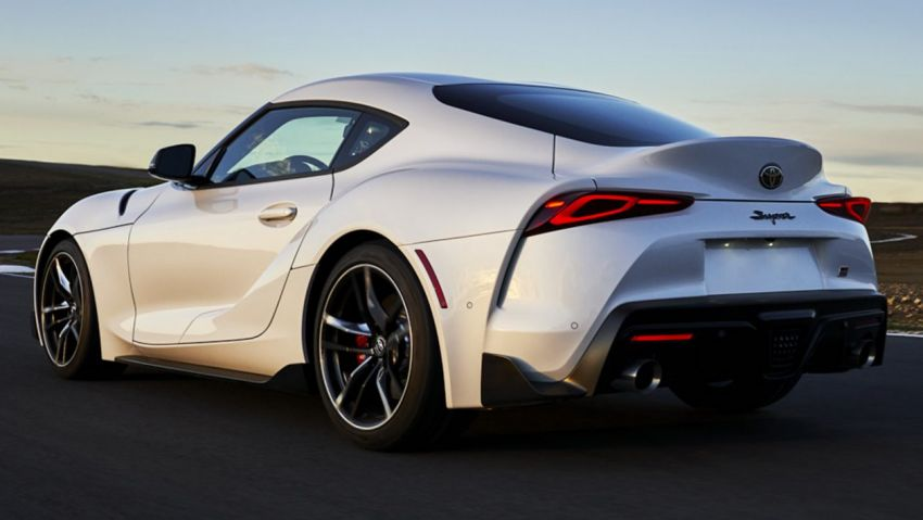 2021 Toyota GR Supra in US – 47 hp more, 2.0L option Image #1081893