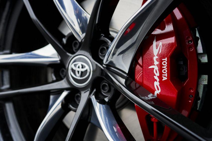 2021 Toyota GR Supra in US – 47 hp more, 2.0L option Image #1081896