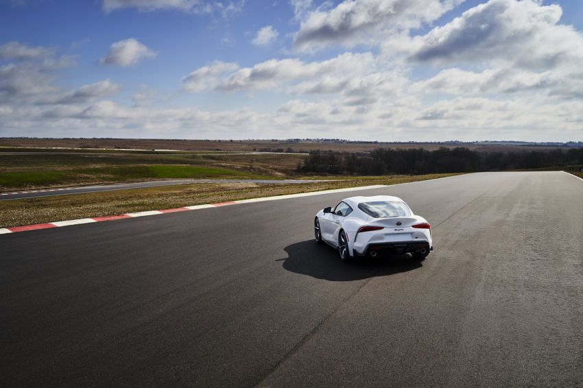 2021 Toyota GR Supra in US – 47 hp more, 2.0L option Image #1081897