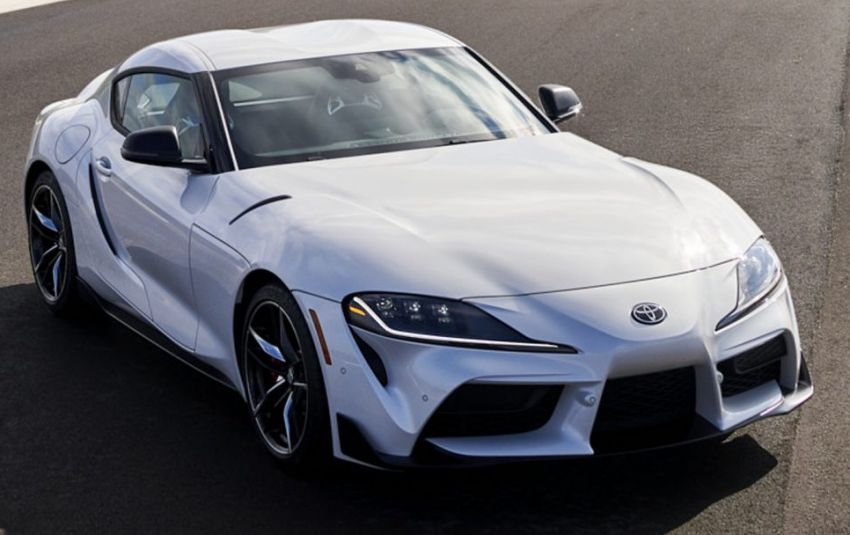 2021 Toyota GR Supra in US – 47 hp more, 2.0L option Image #1081898
