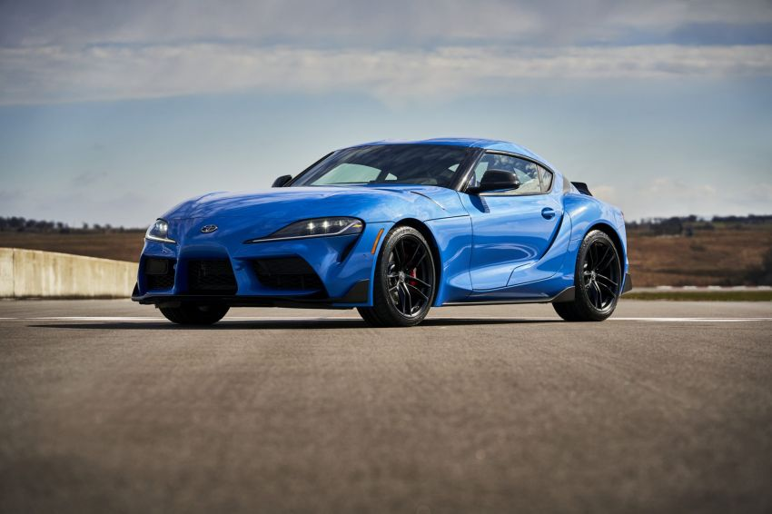 2021 Toyota GR Supra in US – 47 hp more, 2.0L option Image #1081914
