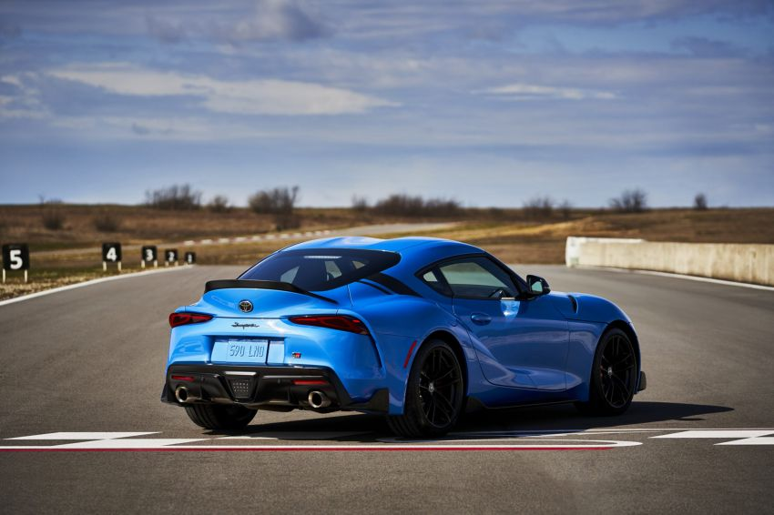 2021 Toyota GR Supra in US – 47 hp more, 2.0L option Image #1081915