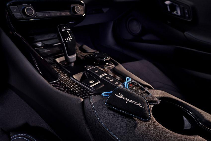2021 Toyota GR Supra in US – 47 hp more, 2.0L option Image #1081921