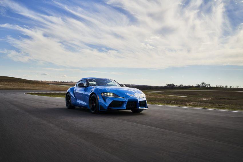 2021 Toyota GR Supra in US – 47 hp more, 2.0L option Image #1081900
