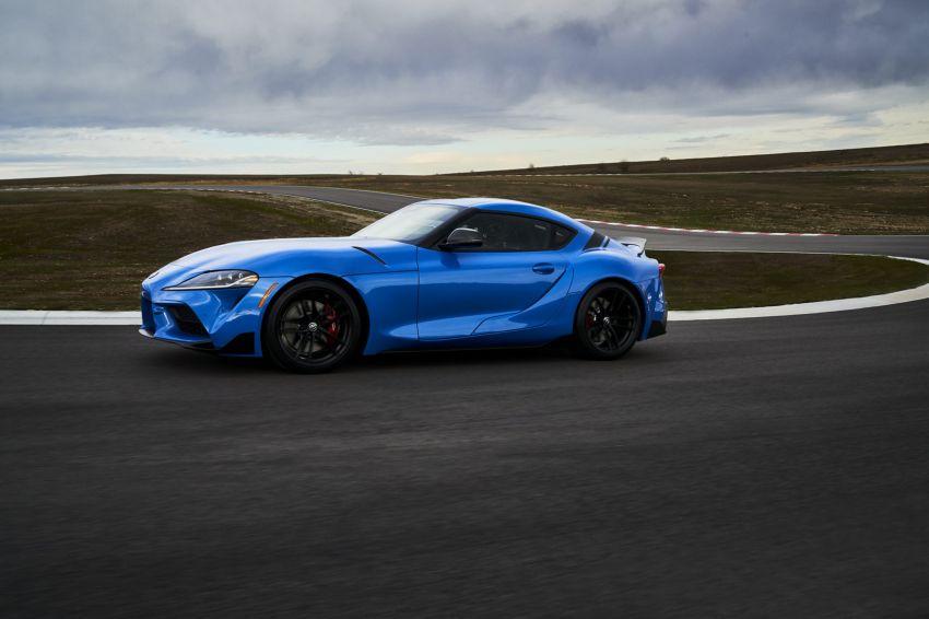 2021 Toyota GR Supra in US – 47 hp more, 2.0L option Image #1081901