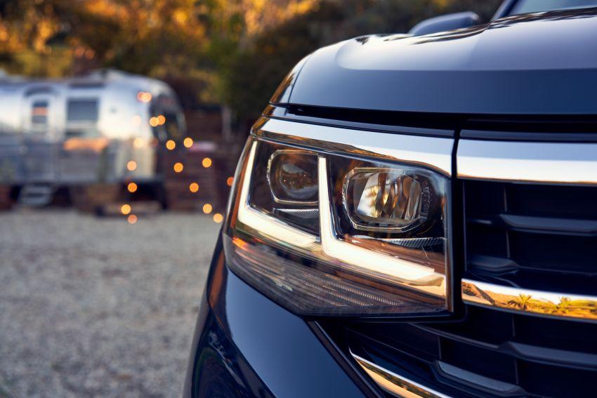 2021 Volkswagen Atlas debuts – 7-seat SUV refreshed Image #1078256