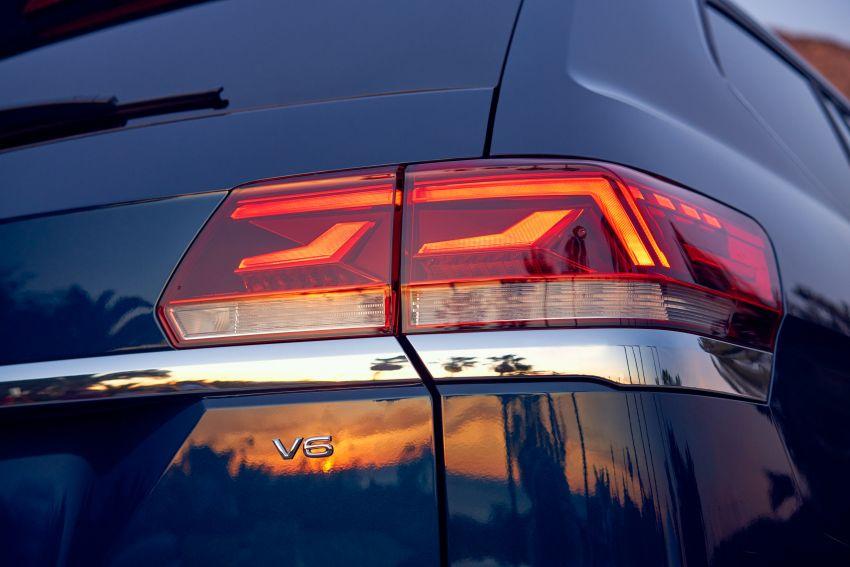 2021 Volkswagen Atlas debuts – 7-seat SUV refreshed Image #1078258