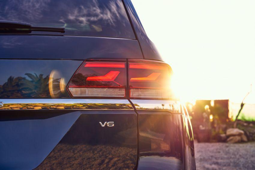 2021 Volkswagen Atlas debuts – 7-seat SUV refreshed Image #1078259