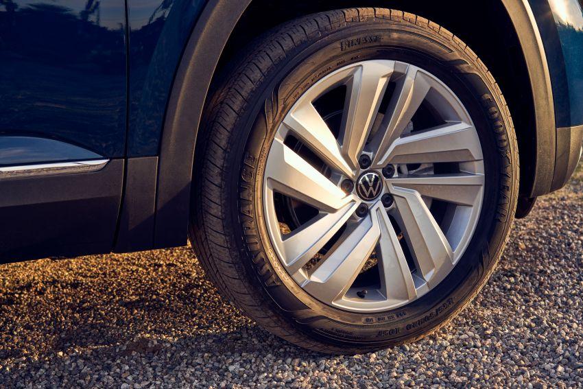 2021 Volkswagen Atlas debuts – 7-seat SUV refreshed Image #1078260