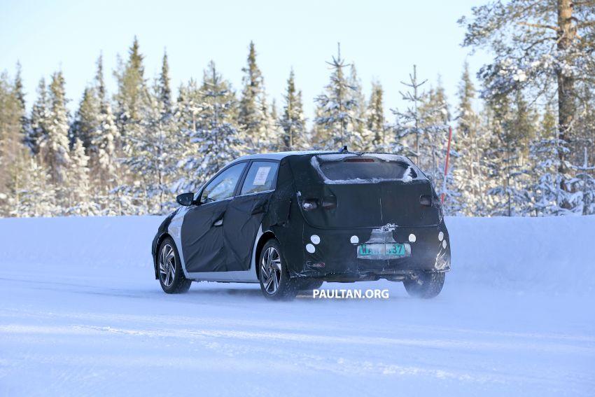 New Hyundai i20 shown in sketches – Geneva debut Image #1077519