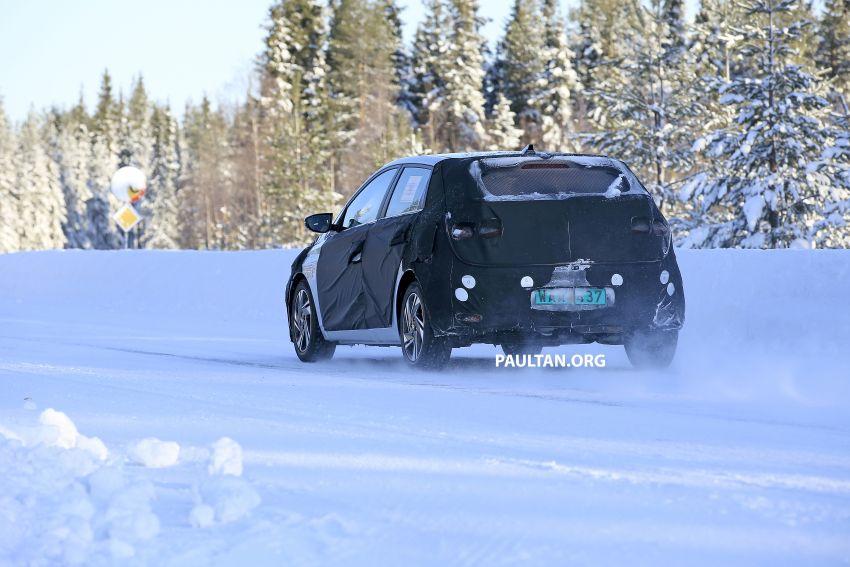 New Hyundai i20 shown in sketches – Geneva debut Image #1077520