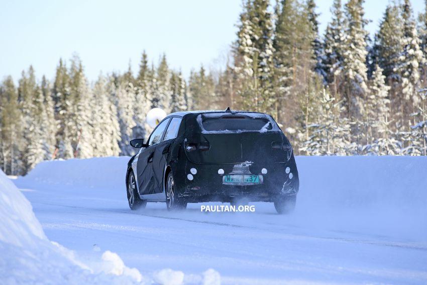 New Hyundai i20 shown in sketches – Geneva debut Image #1077521
