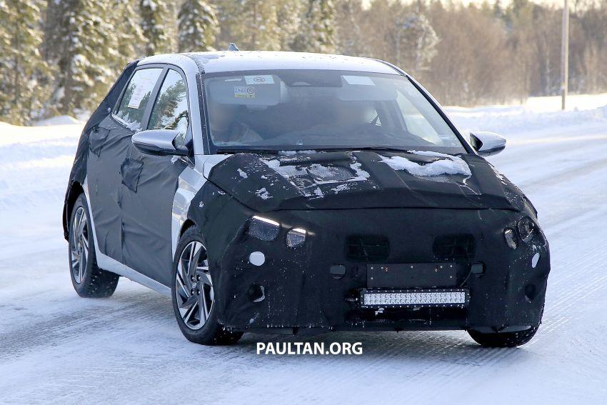 New Hyundai i20 shown in sketches – Geneva debut Image #1077523