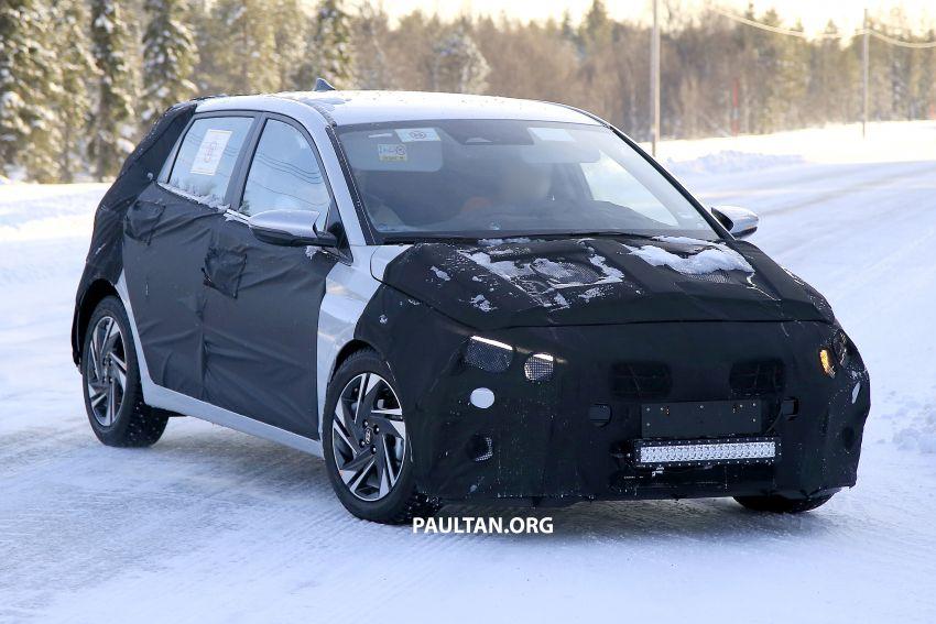 New Hyundai i20 shown in sketches – Geneva debut Image #1077524