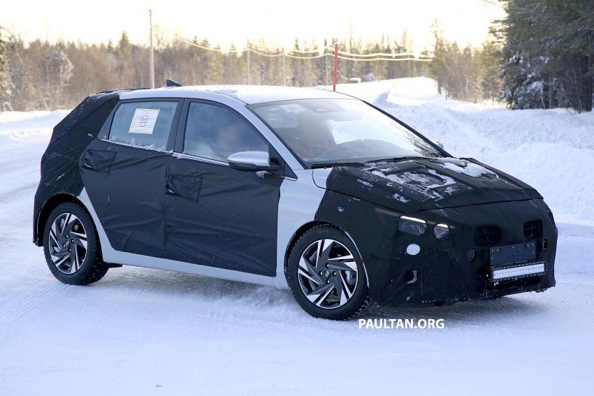 New Hyundai i20 shown in sketches – Geneva debut Image #1077525