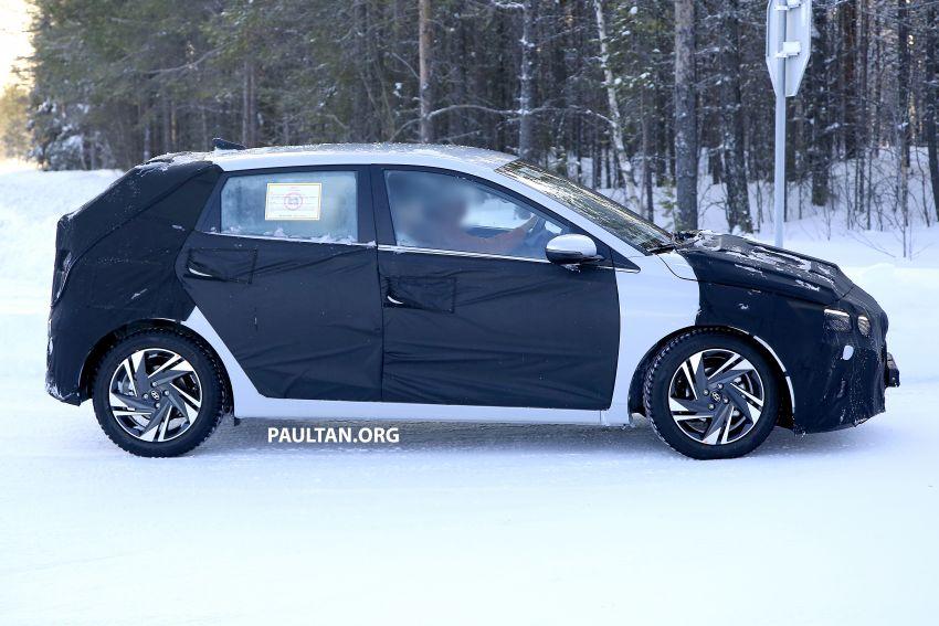 New Hyundai i20 shown in sketches – Geneva debut Image #1077526