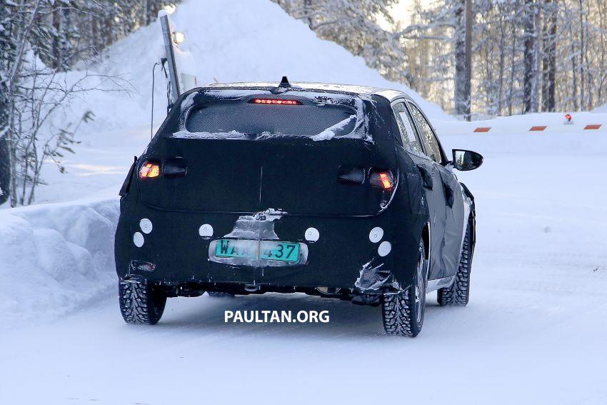 New Hyundai i20 shown in sketches – Geneva debut Image #1077531