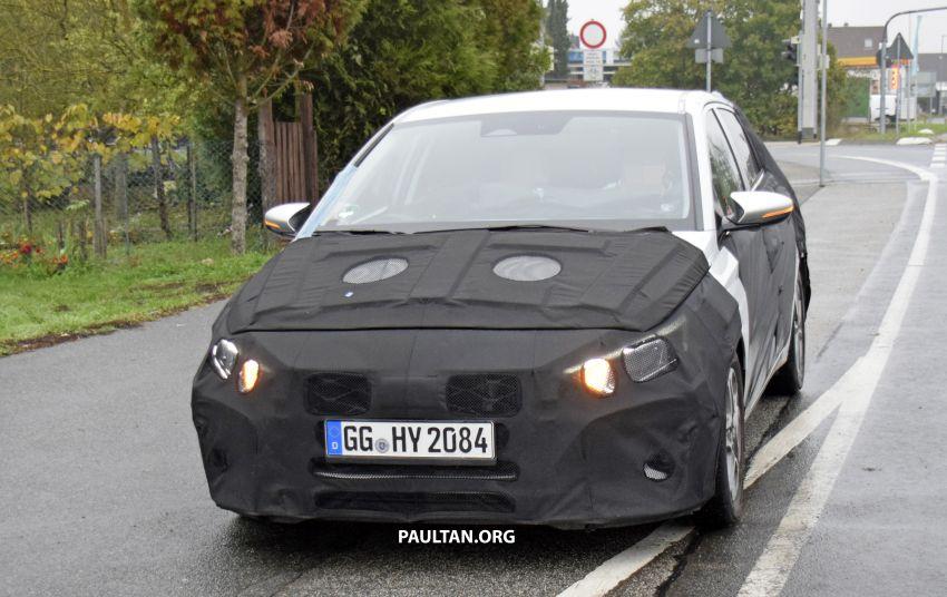 New Hyundai i20 shown in sketches – Geneva debut Image #1077534
