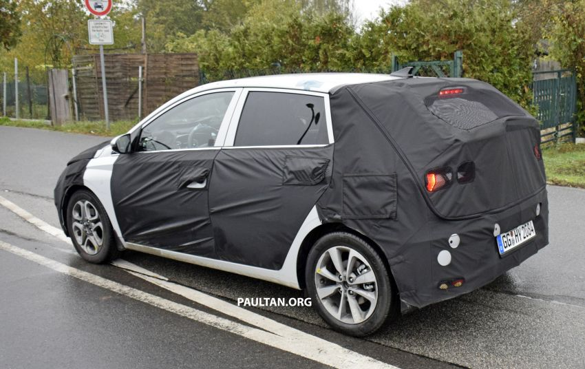 New Hyundai i20 shown in sketches – Geneva debut Image #1077538