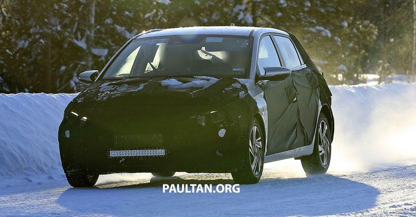 New Hyundai i20 shown in sketches – Geneva debut Image #1077512