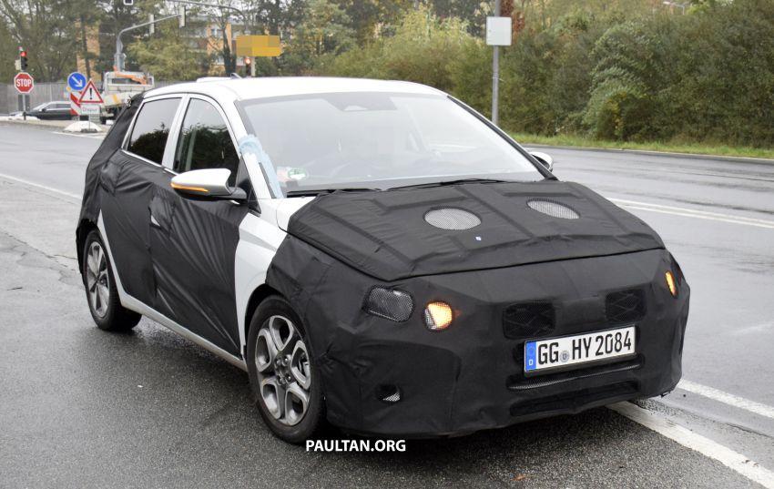 New Hyundai i20 shown in sketches – Geneva debut Image #1077543