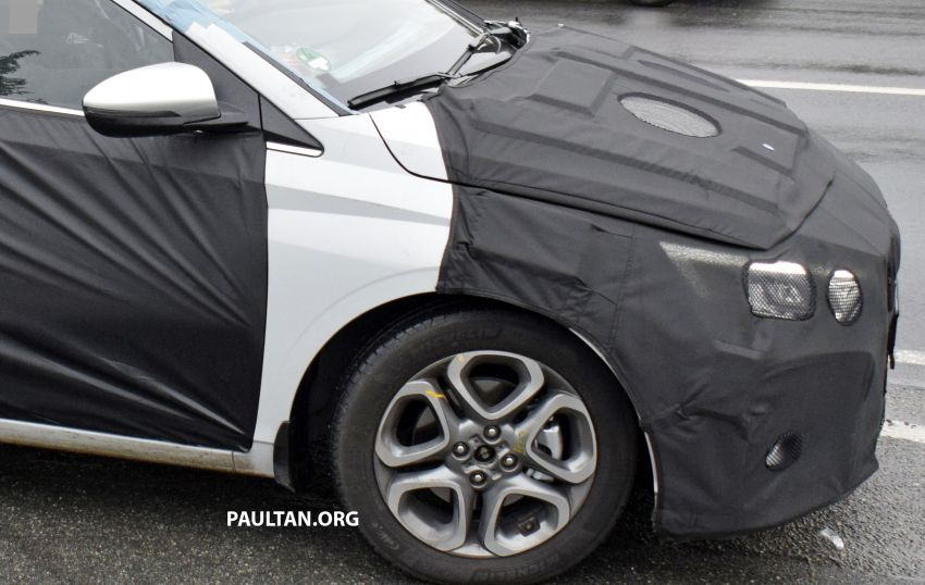 New Hyundai i20 shown in sketches – Geneva debut Image #1077545