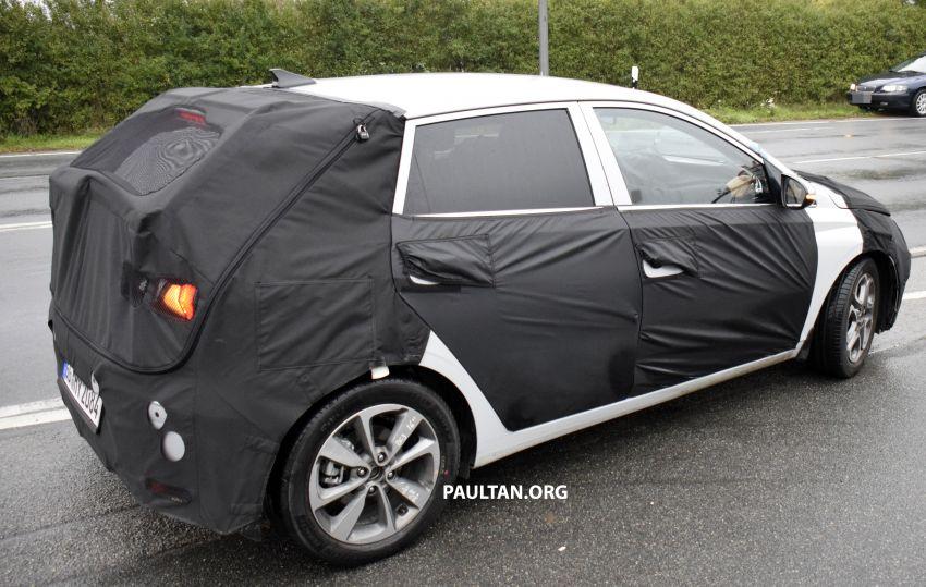 New Hyundai i20 shown in sketches – Geneva debut Image #1077547