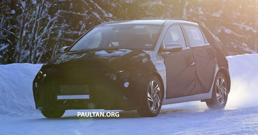 New Hyundai i20 shown in sketches – Geneva debut Image #1077513