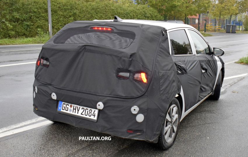 New Hyundai i20 shown in sketches – Geneva debut Image #1077549