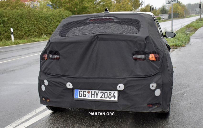 New Hyundai i20 shown in sketches – Geneva debut Image #1077550