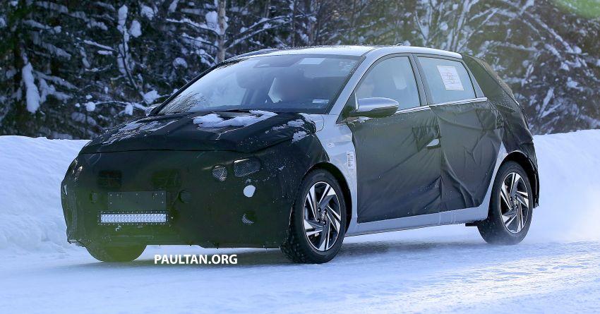 New Hyundai i20 shown in sketches – Geneva debut Image #1077514