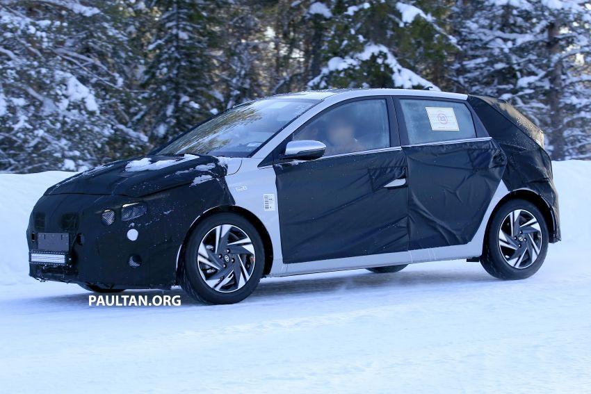 New Hyundai i20 shown in sketches – Geneva debut Image #1077516